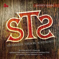 "STS ""STS"" 3 CD BOX 38 TRACKS NEU"