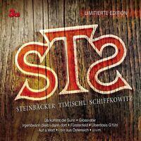 "STS ""STS"" 3 CD BOX 38 TRACKS NEU"