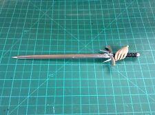 "Custom Made 1/6 Scale Kurgan's Sword from the Movie ""Highlander"""