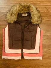 Juicy Couture Down Vest M