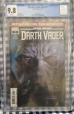 Star Wars Darth Vader  #7 CGC  9.8 1st Full Appearance Ochi Sith Assassin Marvel