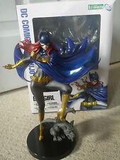 Kotobukiya Bishoujo BATGIRL DC Comics RARE Figure UK SELLER PVC Statue Batman