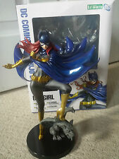 KOTOBUKIYA BISHOUJO la Batgirl di DC Comics RARA Figura UK venditore Statua PVC BATMAN