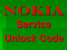 Nokia Unlock Service for 6101 6102 6102i 6103 6230 6230i 6620