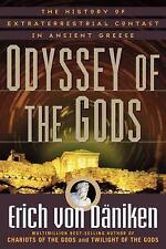 Von Daniken Erich-Odyssey Of The Gods BOOK NEW