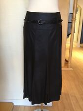 Gerry Webber Skirt Size 14 Black Now