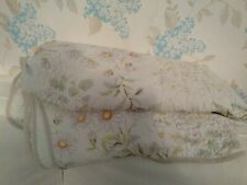 More details for v&a charlotte reversible king bedspread bed cover quilt throw - 213cmx264cm
