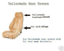 LUXURIOUS Australian Sheepskin Taliormade Seat Covers