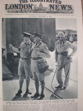 Photo article General Sir Henry maitland Wilson in Egypt 1940