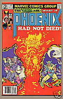 WHAT IF #27, Marvel 1981, X-MEN, Phoenix, Very Fine+