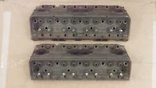 3725306 Chevy 265 V8 205 HP 4BBL Match Date H 9 6 - H 10 6 Cylinder Heads