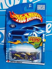 Hot Wheels 2002 Mainline #151 Toyota Celica Purple w/ WSPs