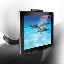 iBolt Tab Dock 2 Viewer Headrest Mounting System for Tablets (Black)