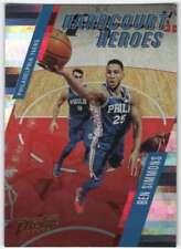 2017-18 Panini Prestige Basketball Hardcourt Heroes Horizon #1 Ben Simmons 76ers