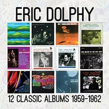 Eric Dolphy - Twelve Classic Albums 19591962 [CD]