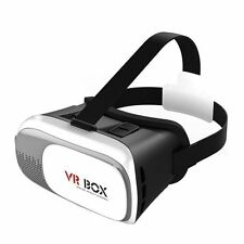 3D VIRTUAL REALITY HEADSET FOR SMARTPHONE iTECH VR-BOX ANDROID IPHONE GLASSES