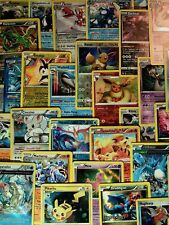 Pokemon Card Lot 100 Official Tcg Cards 8 Holo + 7 Rares + 85 Uncommons/Commons