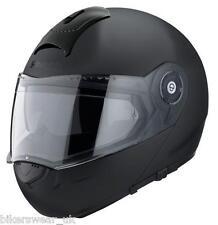 Schuberth C3 BASIC MATT Black Flip Front Motorcycle Helmet was £330