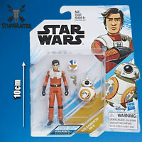 Star Wars Resistance – POE DAMERON + BB-8 – 10cm Hasbro Action Figur NEU OVP