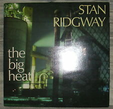LP Stan Ridgway The Big Heat NEAR MINT I.R.S. Records ILP 26874,OIS