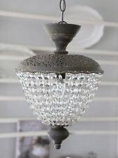 Ungewöhnliche Lampen im Shabby-Stil