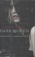 Dark Queen Kimberly Derting Schwarze Seele Gebundene Ausgabe NEU