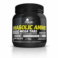 Olimp Anabolic Amino 9000 Mega Tabs 300 Stk.