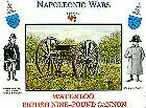 A Call To Arms 1/32 Napoleonic British 9lb Cannon # 23