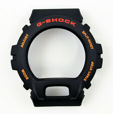 Casio G-Shock DW-6900G DW-6600G watch band bezel black case cover ORIGINAL NEW