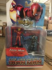 Heroclix TabApp Iron Man Elite Figure For Clix Game With War Machine