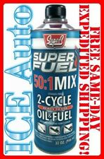 "SUPER S S200 50:1 Mix 2-Cycle  ""Ready To Use"" OIL & FUEL - TruFuel Gas Mix"