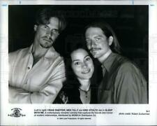1995 Press Photo Craig sheffer Meg Tilly Eric Stoltz - DFPD50935