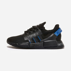 New Adidas NMD R1.V2 Shoes Sneakers (FY1483) - Black