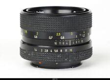 Lens Zeiss   Planar 1.4/50mm HFT Black  No.5684612  for Rollei Rolleiflex SL35