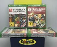 Atari Flashback Classics Collection Vol.1 & 2 Games Bundle For XBOX ONE (NEW)