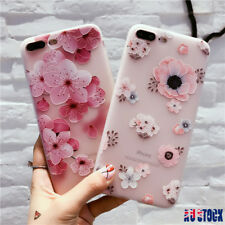 Shockproof Ultra Thin Matte Pattern Soft Back Case Cover For iPhone 7 8 Plus 6S
