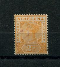 St. Helena Nr. 24  gestempelt    (BK-1)