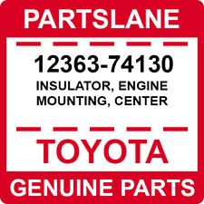 Rear Genuine Toyota 48750-33020 Strut Mount Support Assembly