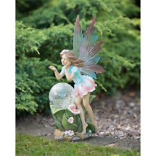 Colour Changing LED Outdoor Garden Solar Powered Fairy Tale Light Decoration
