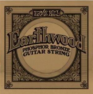 EB-PB | Strings | Single Guitar Strings | Phosphor Bronze | Earthwood
