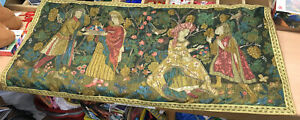 Vintage Rosel Wall Hanging tapestry