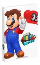 Super Mario Odyssey by Prima Games 9780744018875 (hardback 2017)