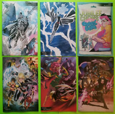 X-Men #1 DX Marauders Excalibur New Mutants X-Force Fallen Angels Young Guns Set