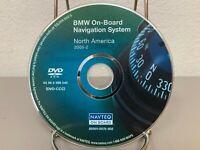 2004 2005 2006 2007 BMW 525i 530i 525xi 530xi 545i 550i 530xi Navigation DVD Map