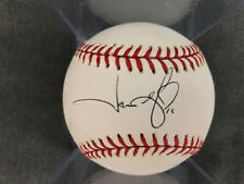 JASON GIAMBI SIGNED OFFICIAL MLB RAWLINGS BASEBALL OAKLAND A'S NY YANKEES