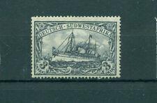 Postfrische Briefmarken aus Deutsch-Ostafrika