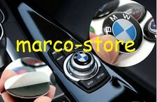Stemma Logo Fregio Controller Multimedia 28 mm BMW Serie 1 2 3 4 5 6 7 X3 X5 X6