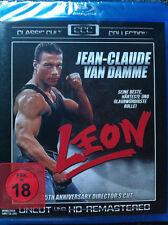 LIONHEART - Blu-ray - Region ALL ( A,B,C )  - free shipping - van Damme