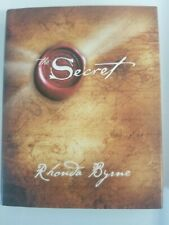 THE SECRET by Rhonda Byrne a Hardcover book