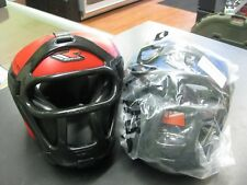 WOW!! RDX Detachable Bar Head Guard Helmets Boxing MMA  Martial Arts Protector